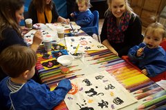 Artful Toddler Franchise | Children's Arts & Crafts Business