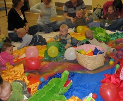 Baby Sensory Franchise - Infant Development Business