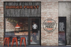 Burger Priest Franchise | Burger Restaurant & Take Out Business