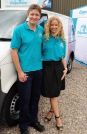 Steve & Anne Martin - ChipsAway Franchise owners