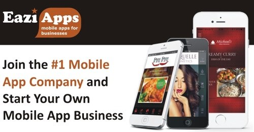 Eazi-Apps Licence | Mobile App Business