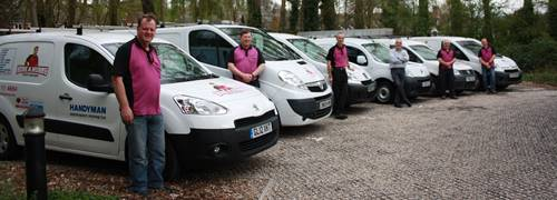 Hire A Hubby Franchise | Property Maintenance Business