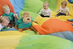 Mini Monkey Gym Franchise | Children's Playgym Business