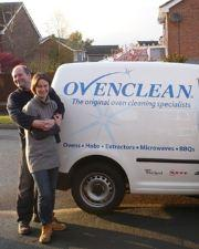 Ovenclean - Clive and Clare Pearson