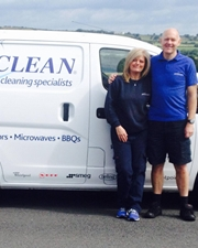 Ovenclean - Steven and Estelle Sykes