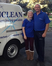 Ovenclean - Dean and Amy Wilson