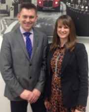 Select Appointments - Chris Keeble and Louisa Murray