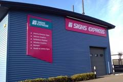 Signs Express Franchise | Sign and Graphics Business