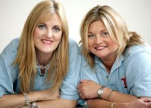 Lisa Houghton and Tracey Park - Talking Tots Founders
