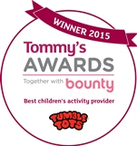 Tumble Tots Franchise | Childrens Physical Play Business