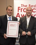 Best Franchise Award for ActionCOACH