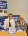 West Country couple are crowned Caremark Franchisees of the Year