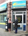 Ali Redwood Opens Her Third TaxAssist Accountants Office
