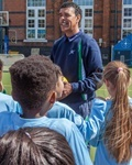 Chris Kamara backs free initiative to get over 10,000 children active this summer