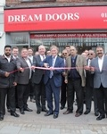 Newly refurbished Dream Doors showroom opens in Leigh-on-Sea