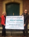 Pro-actions helps deliver Brentwood Business Showcase