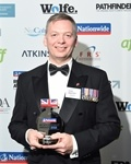 Flying High with National Service Leaver Award