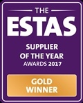 Agency Express Wins Supplier of the Year at the ESTAS