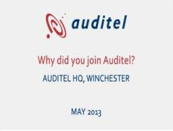 Auditel Franchise Video - Why We Joined Auditel