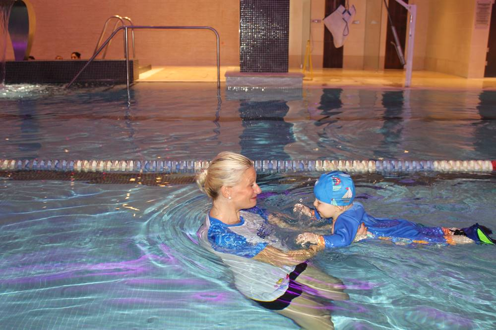 Angela's Swim School Franchise | Swim School Business