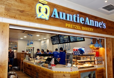 Auntie Anne's Franchise | Bakery Business