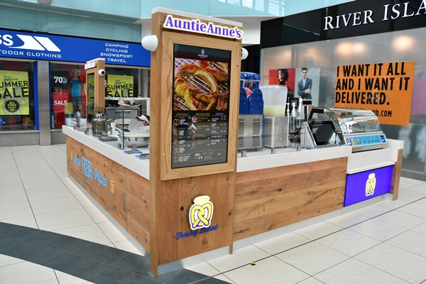 Auntie Anne's - Staines Resale