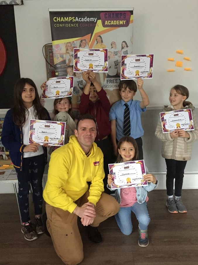 CHAMPS Academy Franchise   Children's Confidence and Life-Skills Coaching Business