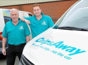 Paul & Robert Clift - ChipsAway Franchisee