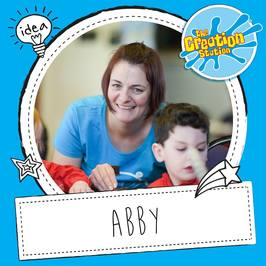 The Creation Station | Abby Newall