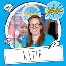 The Creation Station | Katie