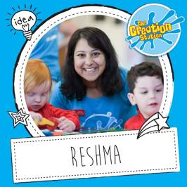 The Creation Station | Reshma