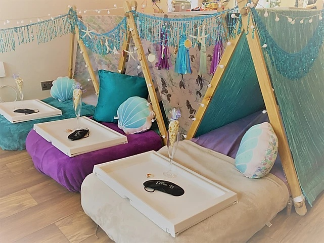 Dreamy Dens Franchise | Children's Sleepover Party Business