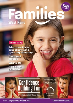 Families® Magazine Franchise | Parenting Magazine Business