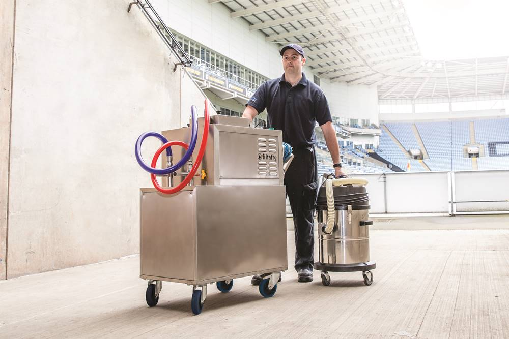 FiltaFry Franchise | Total Fryer Management Business