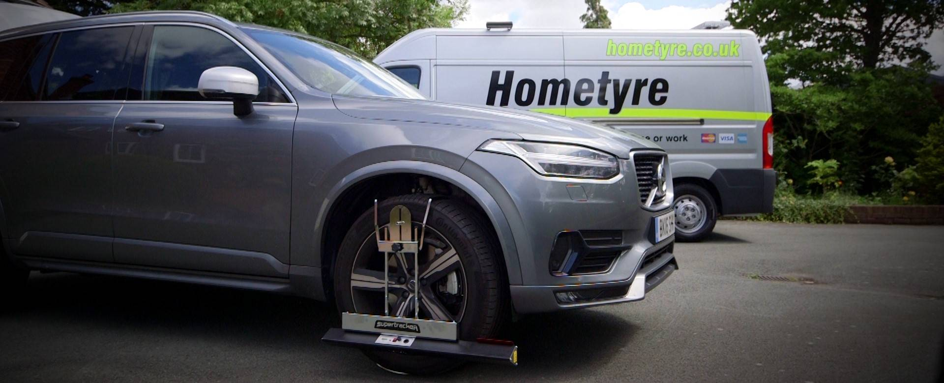 Hometyre Franchise | Mobile Tyre Fitting Business