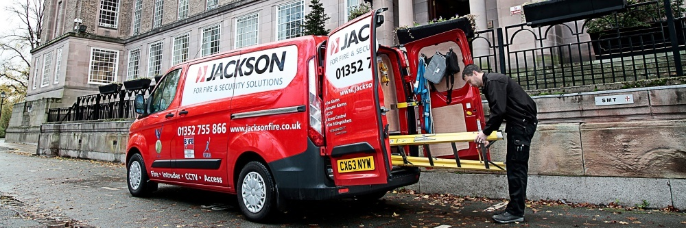 Jackson Fire & Security Franchise | Fire and Security Business