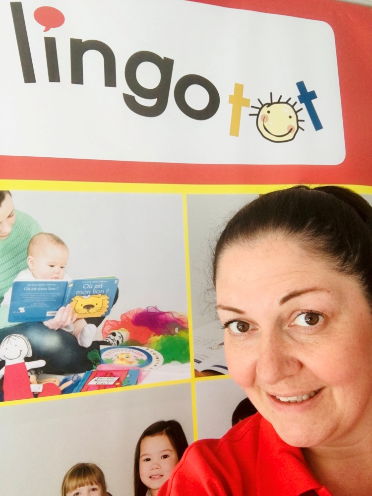 Lingotot Franchise | children's language business
