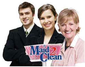 Maid2Clean Franchise | Domestic Cleaning Business
