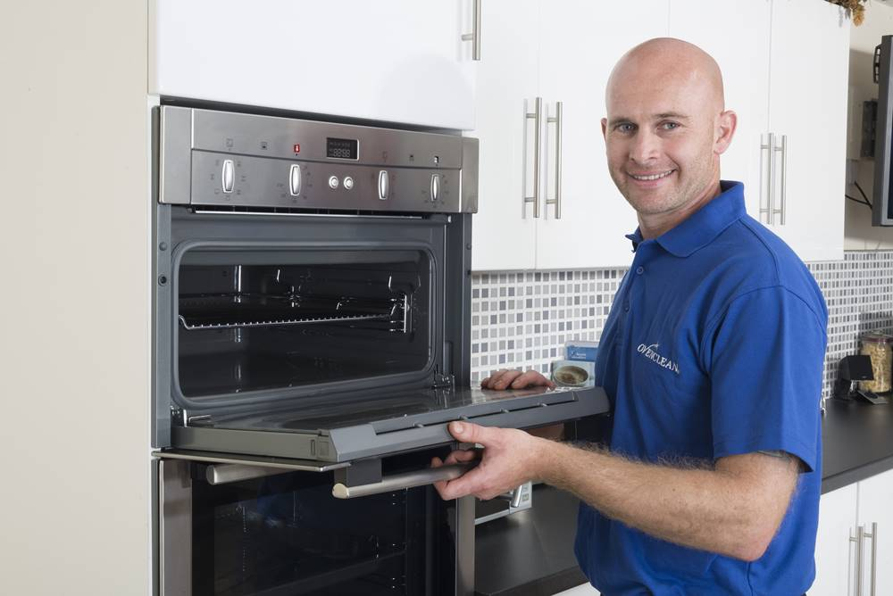 Ovenclean Franchise | Domestic Oven Cleaning Business