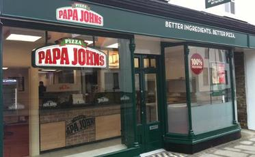 Finding the perfect retail location | Papa John's Franchise