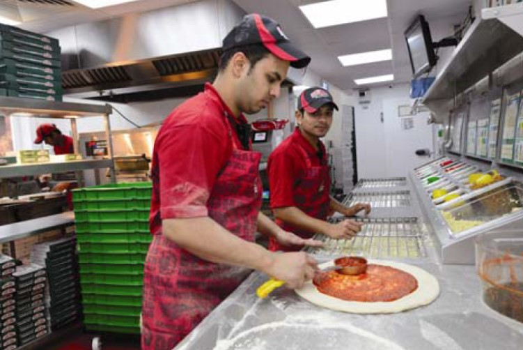 Papa John's Franchise | Pizza Delivery Business