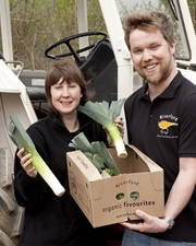 Riverford Organic - Jim & Anna Harbridge