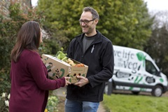 Riverford Organic Farms Franchise   Organic Delivery Business