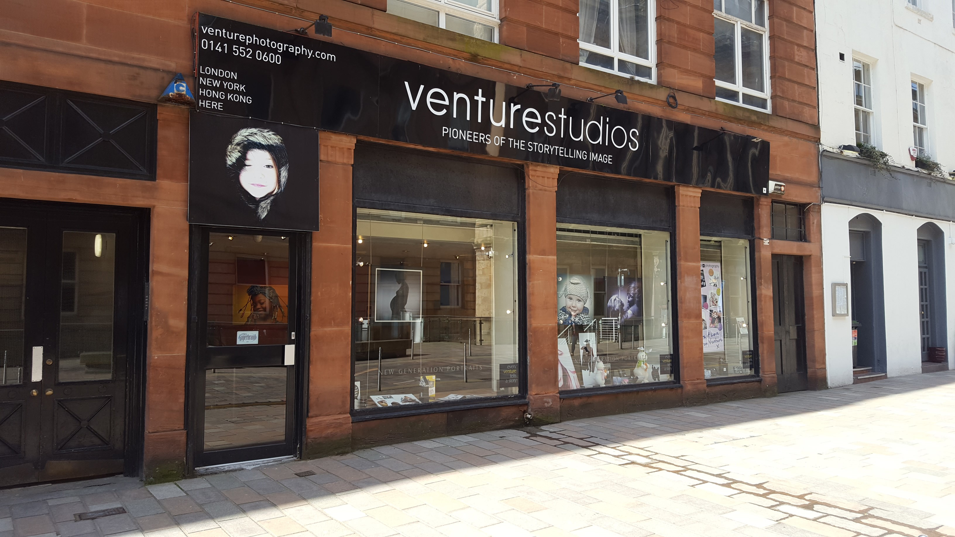 Venture Studios Franchise - Glasgow Resale