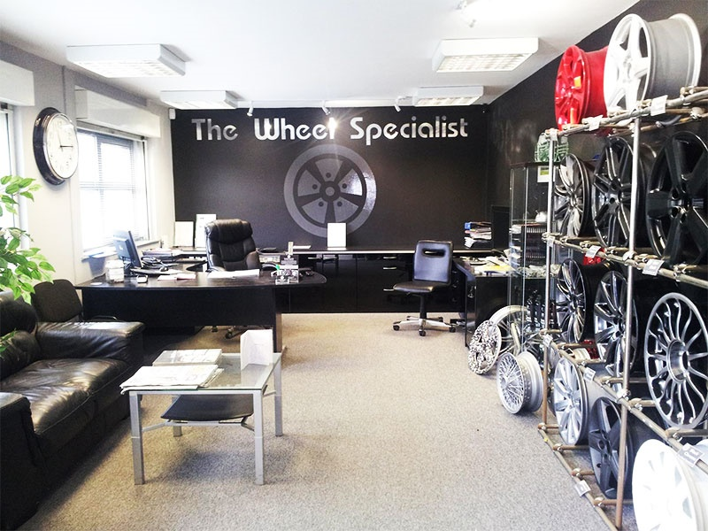 The Wheel Specialist Franchise | Alloy Wheel Refurbishment Business
