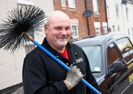 Wilkins Chimney Sweep - Mark Frost