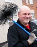 Mark Frost surveyed several franchise opportunities before choosing Wilkins Chimey Sweep Franchise