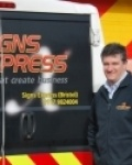 Meet Signs Express Franchisee John Miller-Wilson (Bristol)