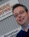 Meet Signs Express Franchisee (Exeter) Nick Baxter-Sibley