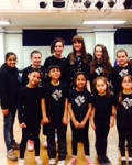 Katie runs her Jigsaw Performing Arts franchise in Watford